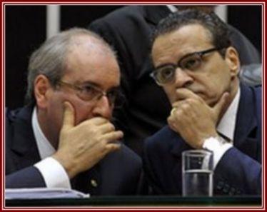O Presidente da Câmara, Henrique Alves e o deputado federal, Eduardo Cunha são os principais articuladores da estratégia peemedebista.