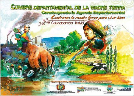 """A nova lei também estabelece que as """"terras da Nação serão dotadas, distribuídas e redistribuídas de maneira equitativa com prioridade para as mulheres, povos indígenas originários, camponeses, comunidades interculturais e afro-bolivianas que não as possuam."""