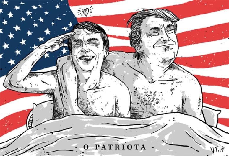 Trump-e-Bolsonaro